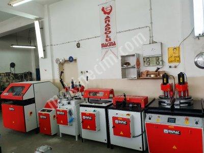 Pvc Makinaları Murat Marka Tam Set 6 Lı Set Anadolu Makinadan