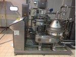 Gea Westfalia 15 Ton/saat Süt Temizleme Seperatörü( Klarifikatör)