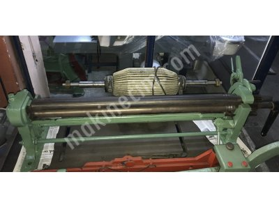 1 Metrelik Manuel Silindir Makinesi
