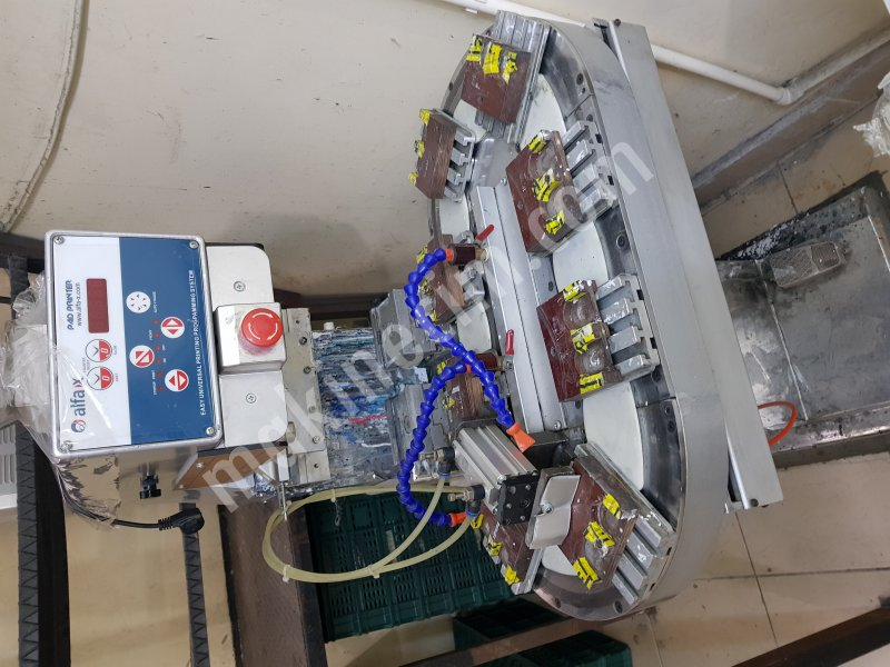 2 Color Padprinter For Sale Second Hand Price : Ask For