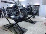 Motorsiklet Lifti Elektrikli Kilit Sistemli Ce Belgeli