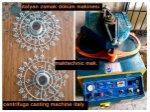 centrifuga casting machine italy