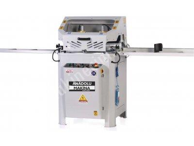 Alüminyum Alttan Çıkma Profil Kesim 550 Mm Hidroçekli
