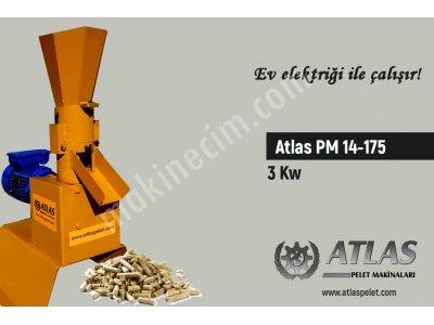 Atlas Pelet Makinası 3Kw Yem [Fiyat Almak İçin Araynız.]