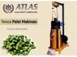 Atlas Yonca Pelet Makinası (Fiyat İçin Arayınız)