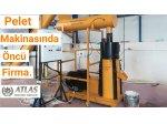 Atlas Pelet Makinası - Talaş [Fiyat İçin Arayınız]