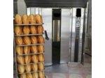 Komple Ekmek Üretim Hattı 10 Parça 8 Saatte 5000 Adet Ekmek