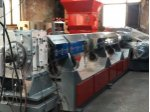 160Lık Granül Makinası Net Plastmak Yapımı