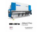 Abkant Press 6000 X 640 - Press Brake