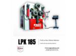 Profil Ve Boru Bükme Hidrolik Makinası - Lpk 185