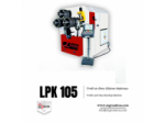 Profil Ve Boru Bükme Makinası - Lpk 105