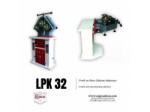 Profil Ve Boru Bükme Makinası - Lpk 32
