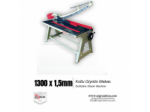 Kollu Giyotin Makas - 1300 X 1,5Mm