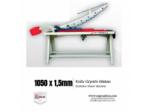 Kollu Giyotin Makas - 1050 X 1,5Mm