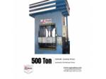 Hidrolik Sıvama Pres - 500 Ton - Linda Machine Marka