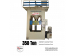 Hidrolik Sıvama Press - 350 Ton - Linda Machine Marka