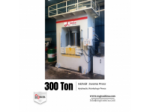 Hidrolik Sıvama Press - 300 Ton - Linda Machine Marka