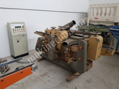 2. El Rabıta Profil Makinesi Sabri Yaman E1