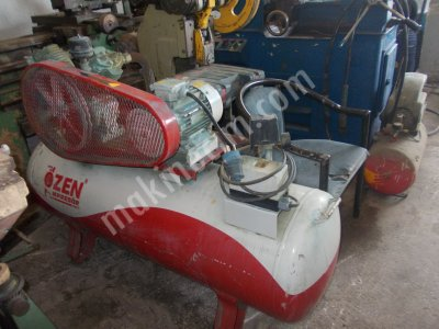 200Lıtre Özen Kompressor Makınası