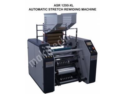 Otomatik Streç Sarım Makinası