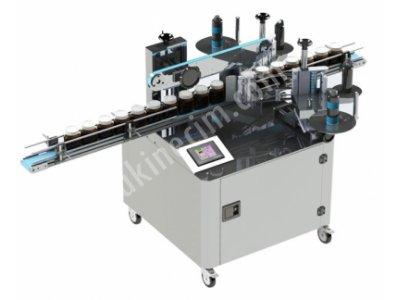 Çift Yönlü Etiketleme Makinası