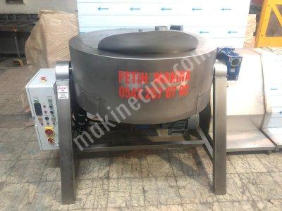 Lokum Pişirme Kazanı - Fetih Makina