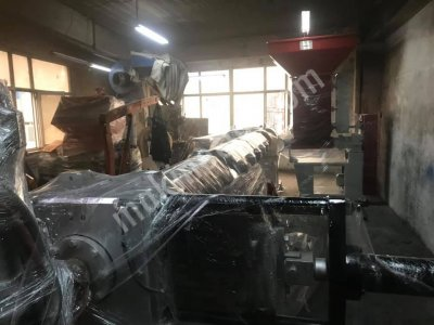 150Lik Granül Makinası Feydaş Yapımı