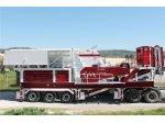 300-500 T/s Primer Darbeli Mobil Taş Kırma Tesisi