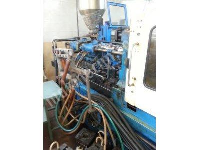75 Ton Plastik Enjeksiyon Makinesi