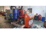 Ekolmak Qplus 500 Yüksek Basınçlı Poliüretan Enjensiyon Makinesi
