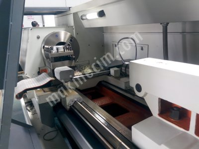 1000 Od 500 L Pipe Threading Cnc