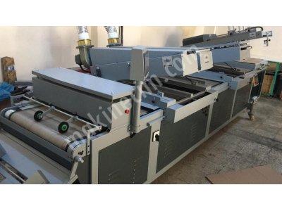 27500 Uv Otomatik Setemak Kurutma  Sistemi --  27500 Tl Y.otomatik 5070  Serigraf Baskı