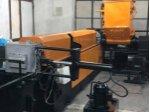 120Lil Yandan Beslemeli Gaz Almalı Granül Makinası