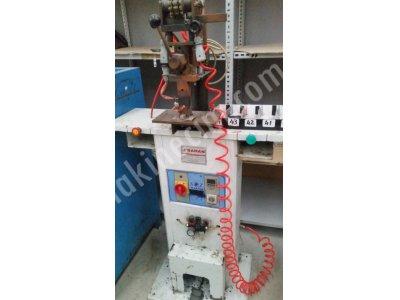 Sıcak Klişe Ve Marka  Yaldız  Baskı  Makinesi  Numaratörlü-_3500  Tl