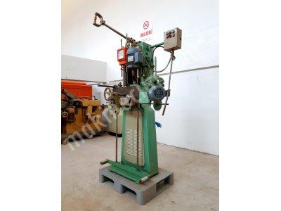 2. El Zincirli Kapı Kol Kilit Yeri Açma Makinesi Nurçelik 3 Motorlu
