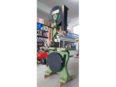 2. El Şerit Testere Hizar Makinesi Özşentükler 50 Cm
