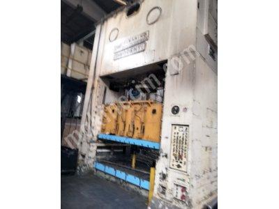315 Tondan 500 Tona Kadar Eksantrik Hava Kavramalı Presler