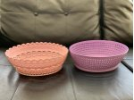 2 Model Bread Baskets