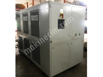Satılık 2.el Çok Temiz 86 Kw 75.500 Kcal/h Chıller Soğutma Grubu