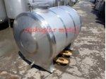 Paslanmaz Süt Nakil Tankı İmalatı Süt Tasıma Tankları Depoları