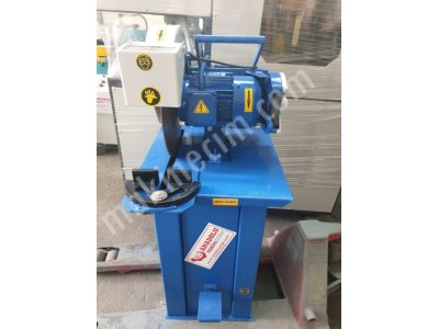 Demir Profi Kesme Makinası 4 Hp Taşı Ve Testeresi Üzerinde