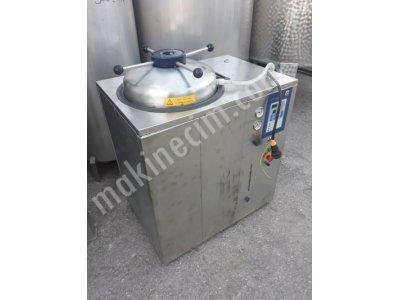Nüve Otoklav 4060V Dik Tip Buharlı Sterilizatör Vakumlu Buhar Sterlizatör