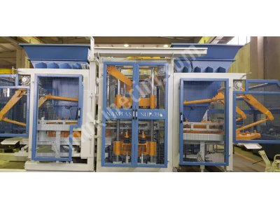 Used Block Block Press Machine