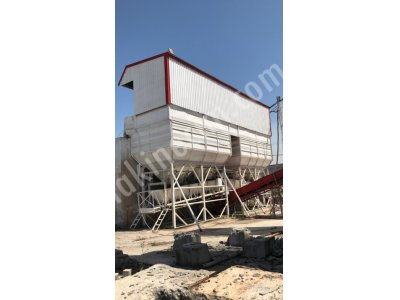 Used Concrete Batching Plant 100 M3