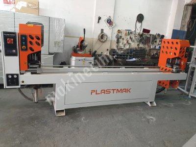 Pvc Çift Kafa Kaynak Makinası Plastmak Marka Kıl Kaynak