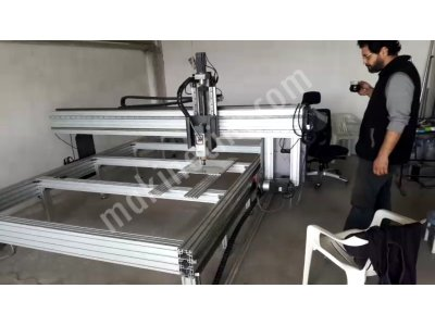 Cnc  Roter