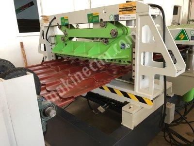 Metal Kremit Üretim Makinası