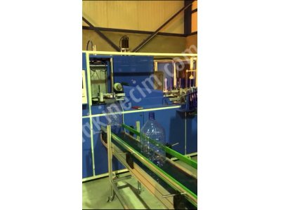 Pet Bottle Blowing Machine 19 Lt