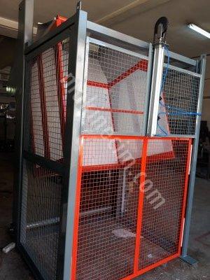 Preform Yükleme Asansörü