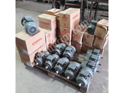 Elektrik Motorları Gamak 380V Muhtelif Çeşit